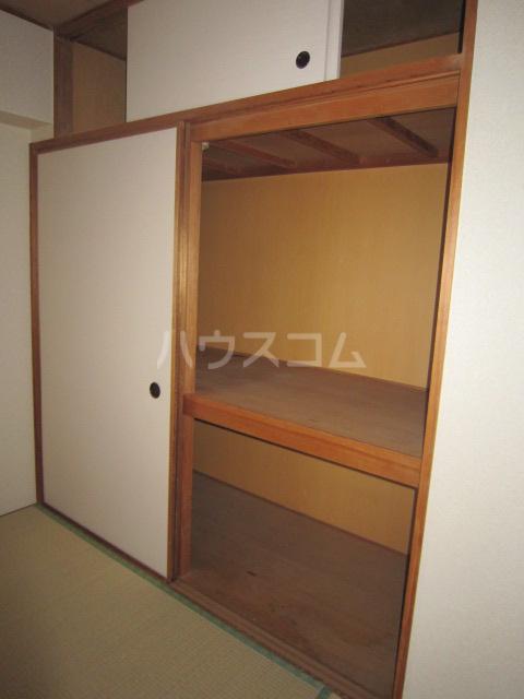 蕨スカイマンション 608号室の収納