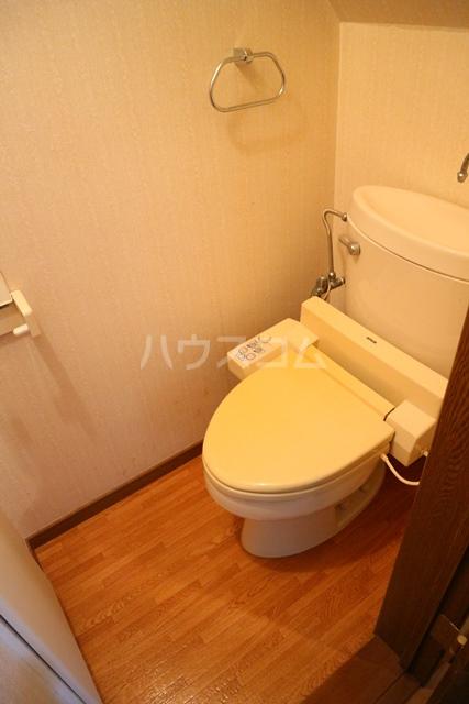 塚越2丁目戸建のトイレ