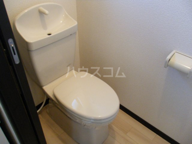 メゾネットパーク絆Ⅰのトイレ