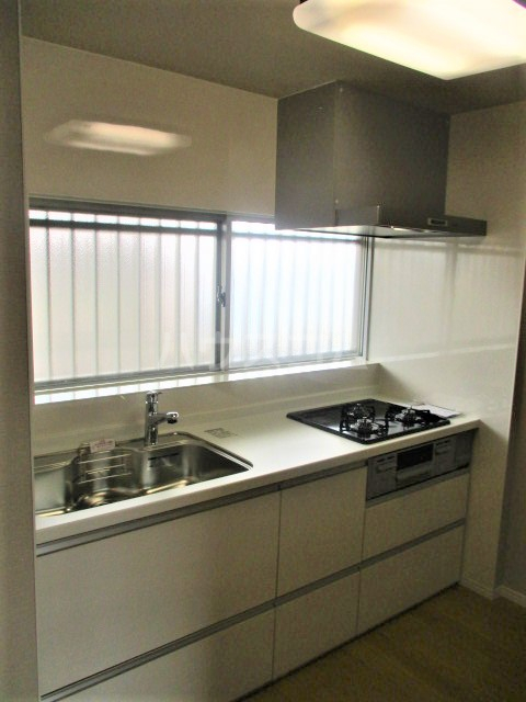 コート荻窪 306号室のキッチン
