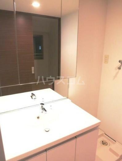 CASSIA新高円寺 508号室の洗面所