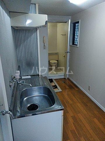 I HOUSE 101号室のキッチン