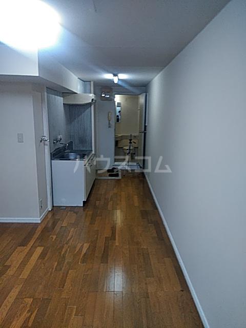 I HOUSE 101号室の居室