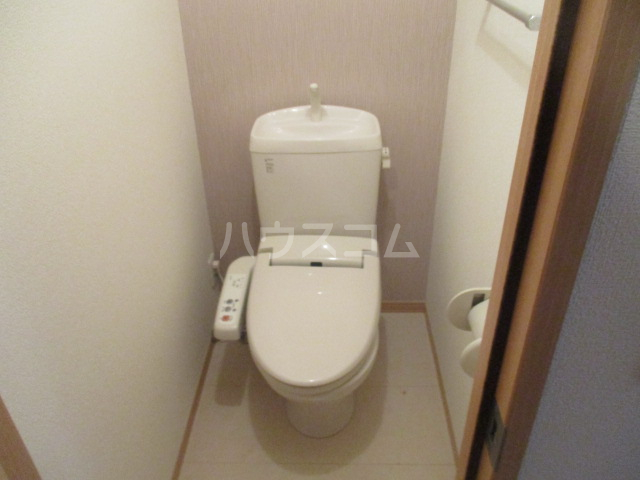 メゾンレーブ 103号室のトイレ