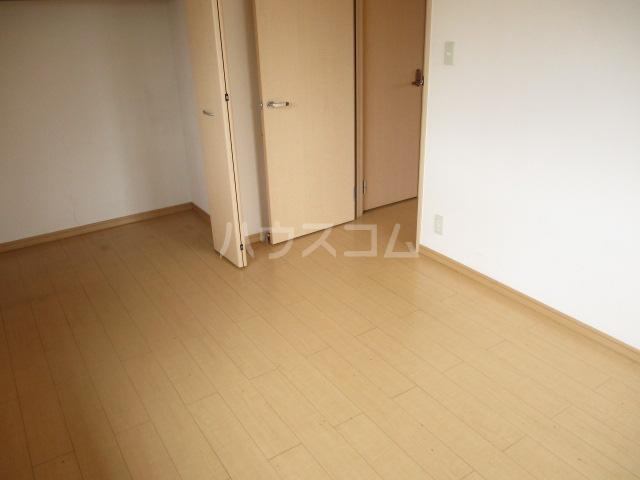 ピエルテル  5-202号室のベッドルーム