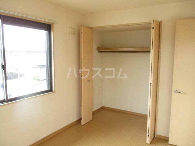 ピエルテル  5-202号室の収納