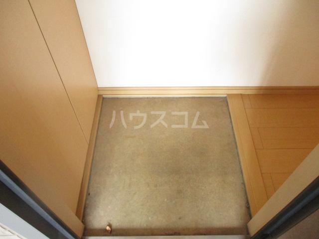 ピエルテル  5-202号室の玄関