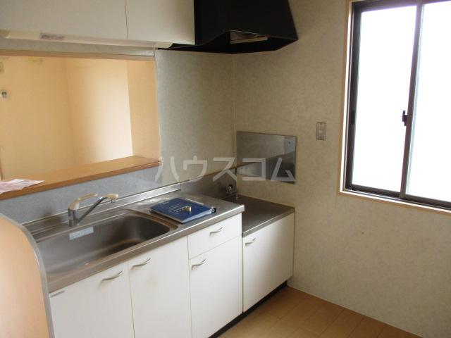 ピエルテル  5-202号室のキッチン