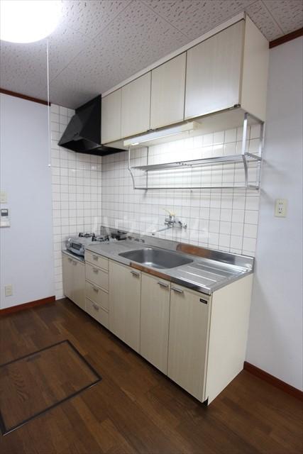 プライムハウスのキッチン