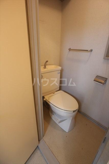 プライムハウスのトイレ