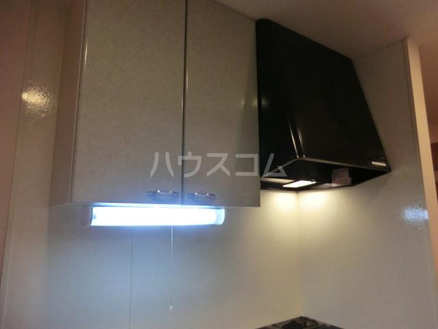 プランドール 305号室のキッチン