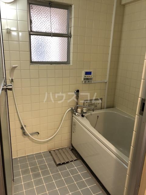 中村ハイツ 105号室の風呂