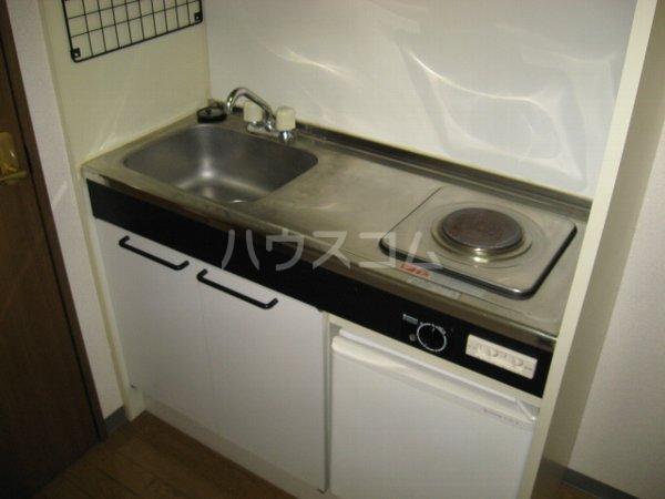 サンクレスト 203号室のキッチン