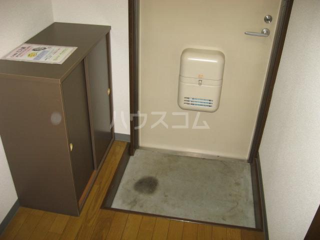 サンクレスト 203号室の玄関