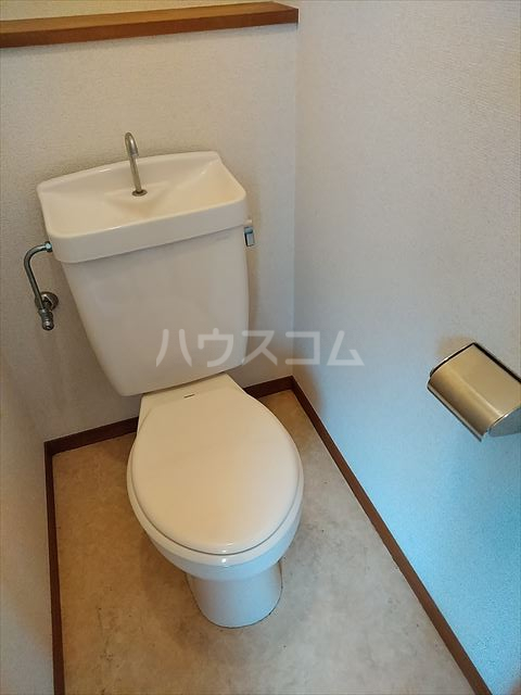 サウス・サウザンド南浦和 202号室のトイレ