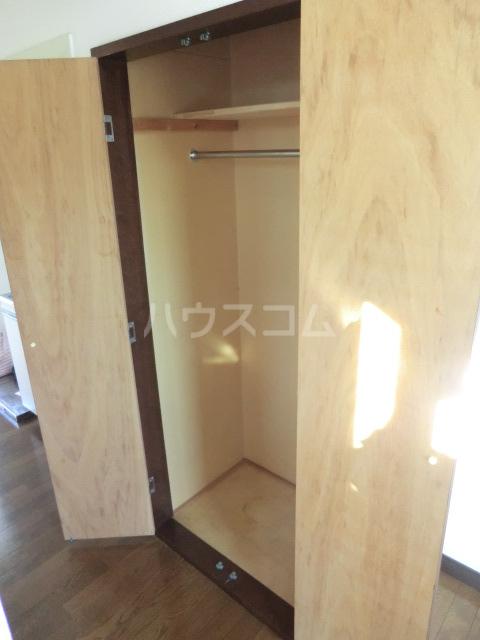 ロイヤル・タカラⅡ 201号室の収納