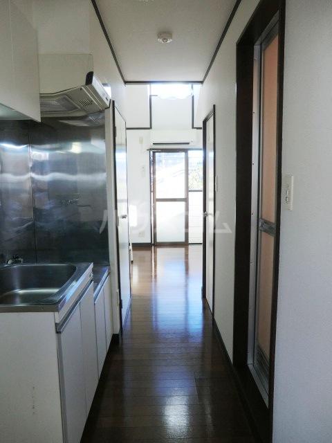 ロイヤル・タカラⅡ 201号室の居室