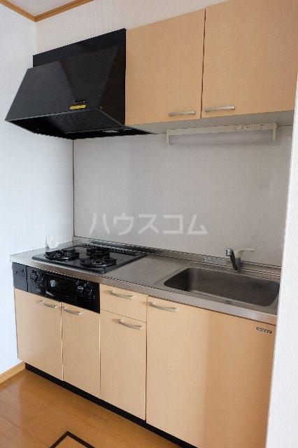 セントローレンス 103号室のキッチン