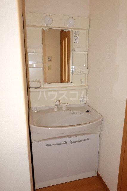 セントローレンス 103号室の洗面所