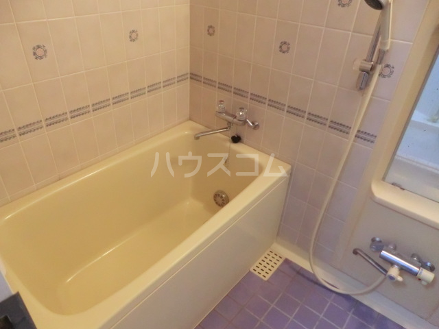 ライオンズシティ南浦和 202号室の風呂