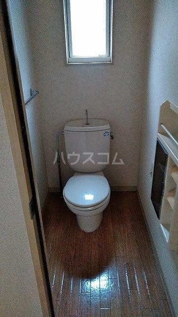 パストラル浦和A棟のトイレ