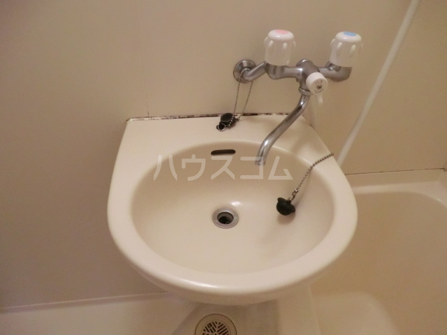Un Brillant 305号室の洗面所