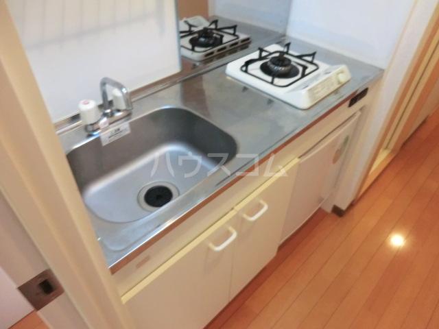 北浦和ヒルズ 101号室のキッチン