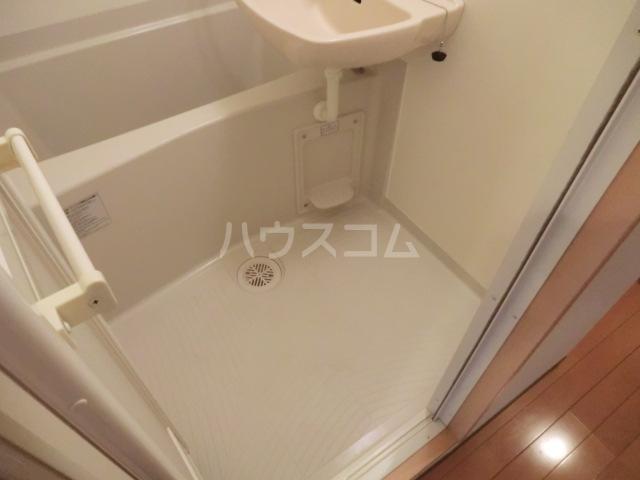 北浦和ヒルズ 402号室の風呂