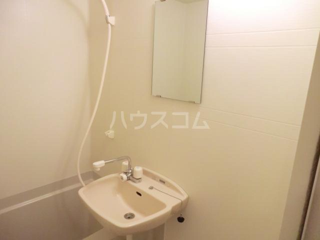 北浦和ヒルズ 402号室の洗面所