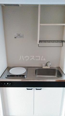 クオリティライフ優 302号室のキッチン