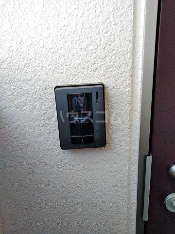シャルモアM 203号室のセキュリティ