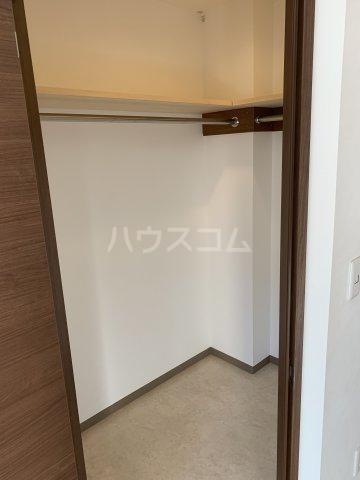 中尾コンセプトハウス B104号室の収納