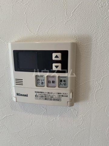 中尾コンセプトハウス B104号室の設備