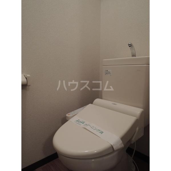 アーク・シャラ 105号室のトイレ