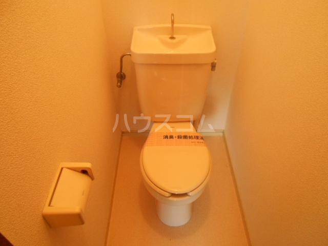 埼大前小鳩ハイツ 欅 102号室のトイレ
