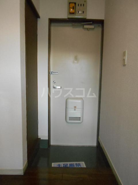 埼大前小鳩ハイツ 欅 102号室の玄関