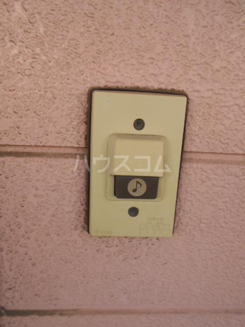 埼大前小鳩ハイツ 桜草 205号室のセキュリティ