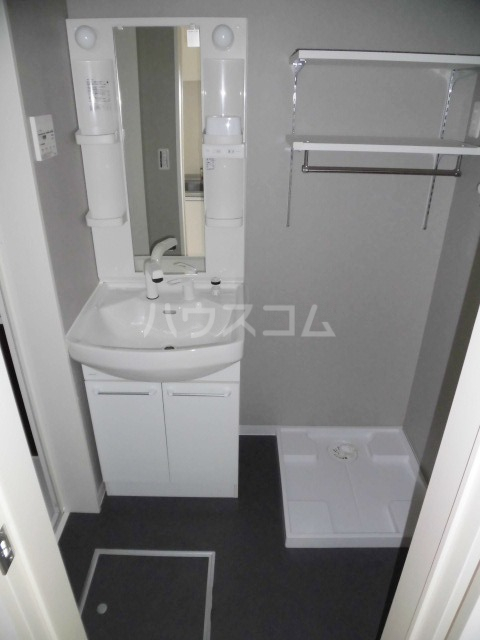 BOA SORTE 101号室の洗面所