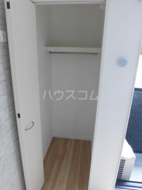 BOA SORTE 101号室の収納