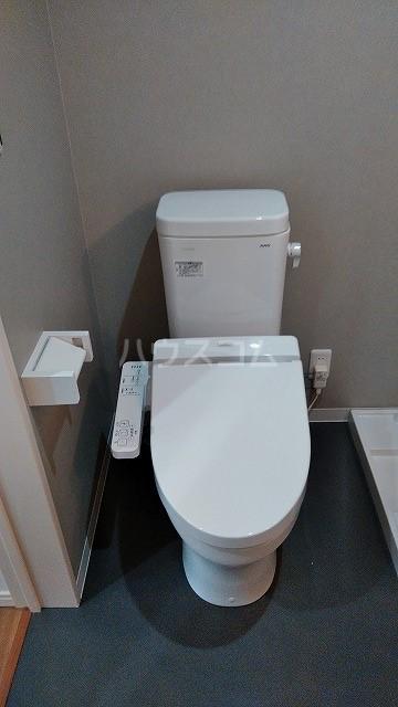 グランクオーレ武蔵浦和 101号室のトイレ