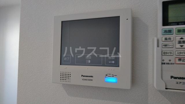 グランクオーレ武蔵浦和 101号室のセキュリティ
