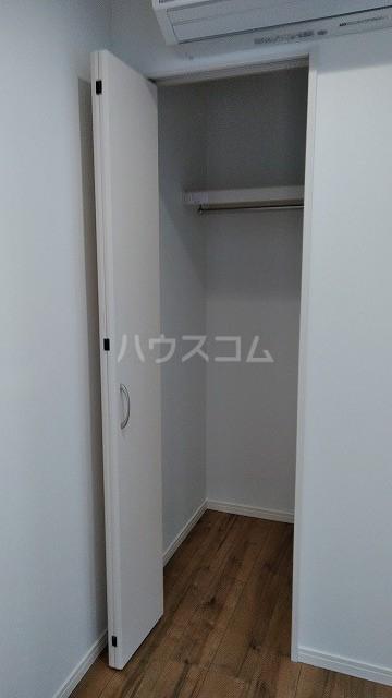 グランクオーレ武蔵浦和 101号室の収納