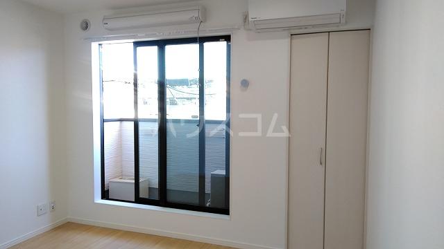 グランクオーレ武蔵浦和 102号室のバルコニー