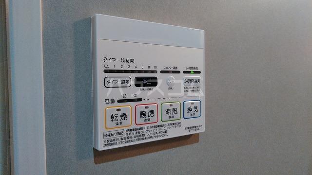 グランクオーレ武蔵浦和 102号室の設備
