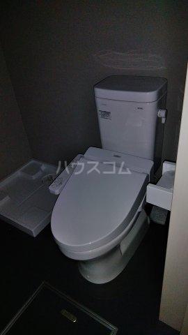 グランクオーレ武蔵浦和 301号室のトイレ