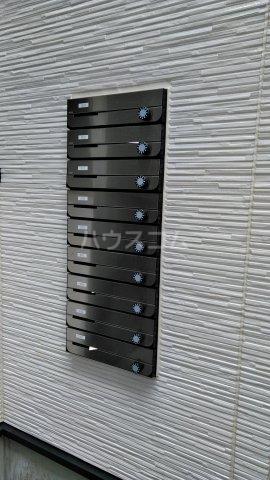 グランクオーレ武蔵浦和 301号室の収納