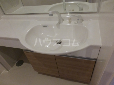 レッドウッドⅢ 00408号室の洗面所
