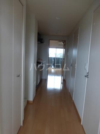 レッドウッドⅢ 00408号室のキッチン