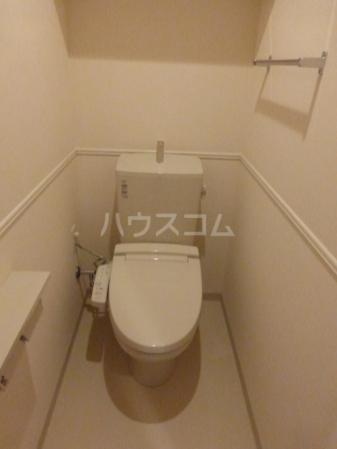 レッドウッドⅢ 00408号室のトイレ