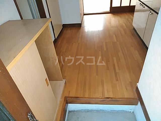 第2フラッツ京明 103号室の玄関